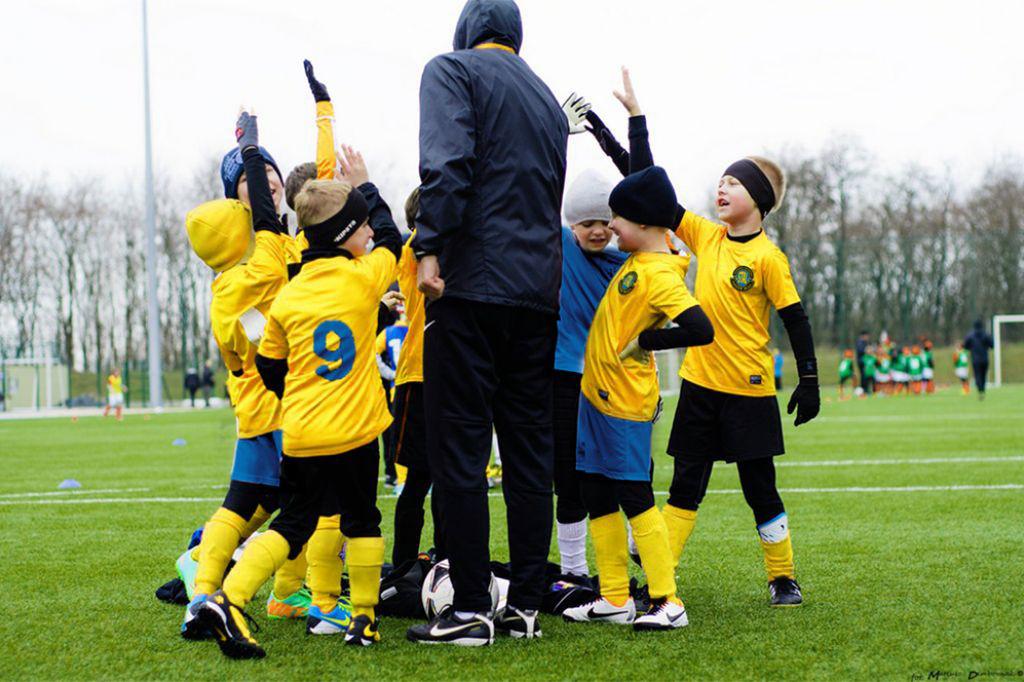 Akademia Piłkarska Stal Gorzów Motywacja W Sporcie Dziecięcym